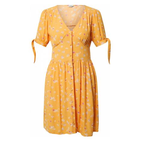 Pimkie Šaty 'D-TORI'  oranžová / krémová / ružová