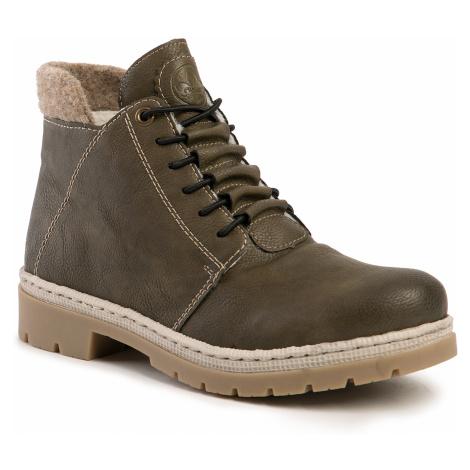 Outdoorová obuv RIEKER - Y9416-54 Grun