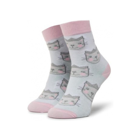 Ponožky Nelli Blu C8G000 r. 25/28 Polipropylen,Elastan,polyamid,bavlna