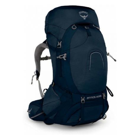 Osprey ATMOS AG 65 L modrá - Trekový batoh