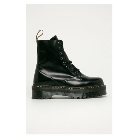 Dr. Martens - Kožená obuv Jadon Dr Martens