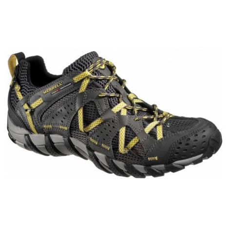 Merrell WATERPRO MAIPO M čierna - Pánska outdoorová obuv