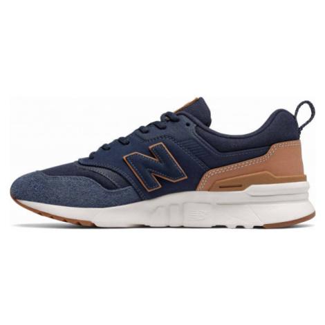 New Balance CM997HAO zelená - Pánska voľnočasová obuv
