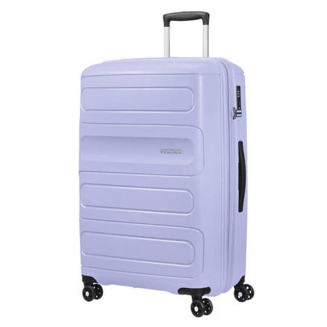 American Tourister Cestovný kufor Sunside 51G EXP 106/118 l - fialová