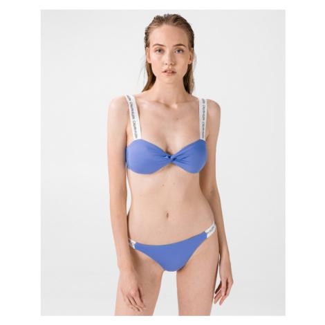 Calvin Klein Vrchný diel plaviek Modrá