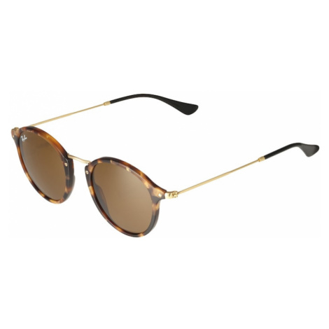 Ray-Ban Slnečné okuliare '0RB2447'  hnedá / zlatá