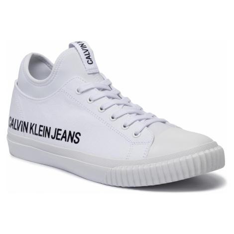 Tramky CALVIN KLEIN JEANS - Icarus B4S0114 White