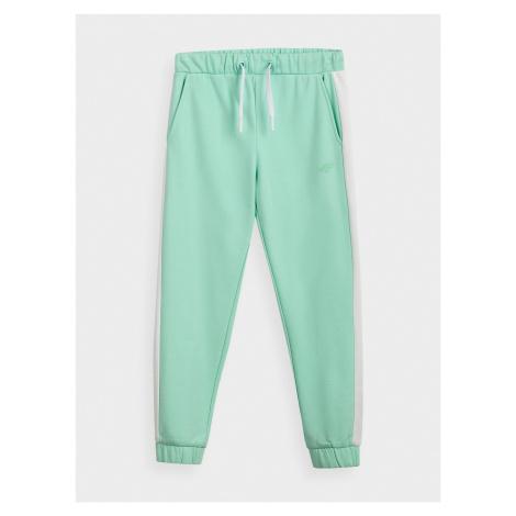 Dievčenské teplákové nohavice 4F