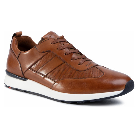 Sneakersy LLOYD - Alfonso 10-019-13 Cognac