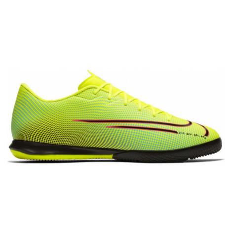 Nike MERCURIAL VAPOR 13 ACADEMY MDS IC žltá - Pánska halová obuv