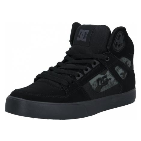 DC Shoes Členkové tenisky 'PURE'  čierna