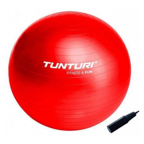 Gymnastický míč 65cm s pumpičkou,červený
