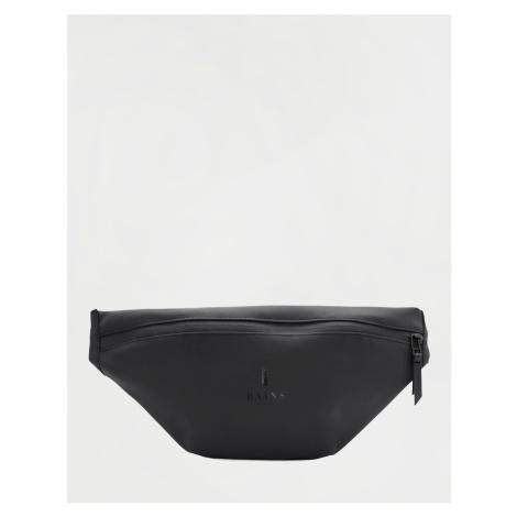 Rains Bum Bag 01 Black
