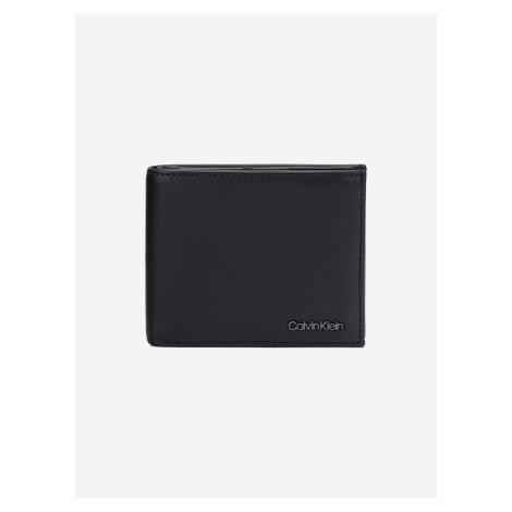 Billfold Peněženka Calvin Klein Čierna