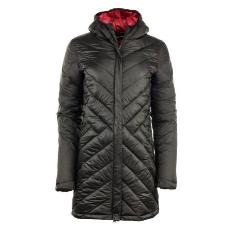 ALPINE PRO MALENA čierna - Dámsky kabát