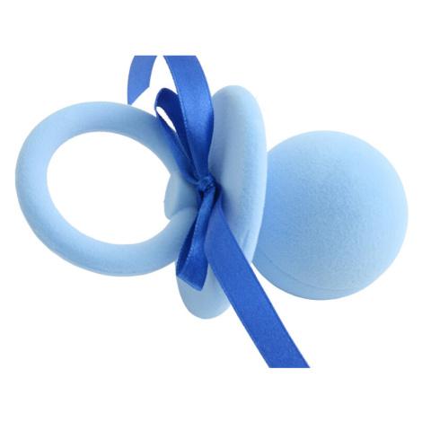 JK Box Modrá darčeková krabička Cumlík FU-217 / A13 JKbox