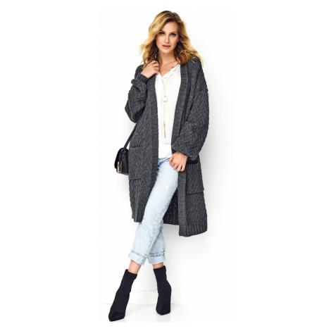 Makadamia Woman's Sweater Mak S88 Melange