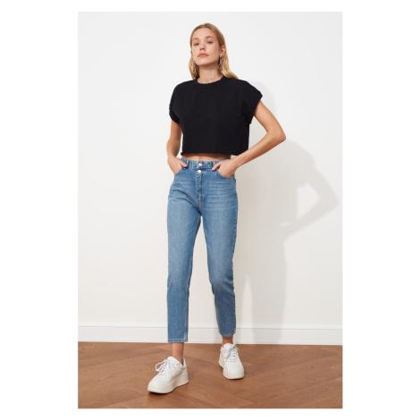 Pánske rifle Trendyol Mom jeans