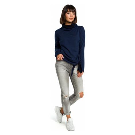 BeWear Woman's Sweatshirt B085 Navy Blue