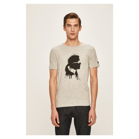 Karl Lagerfeld - Pánske tričko