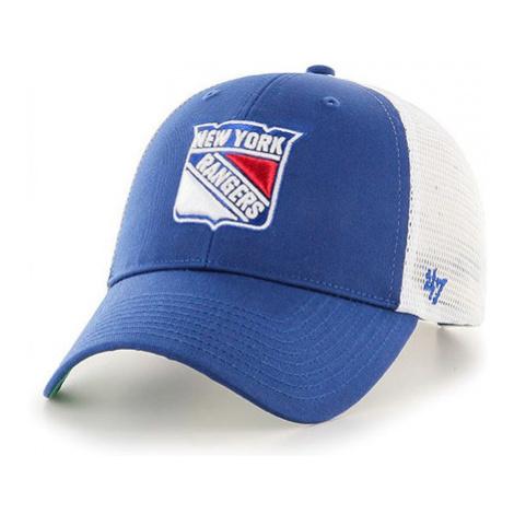 47 Brand Trucker Branson Mvp Nhl New York Rangers