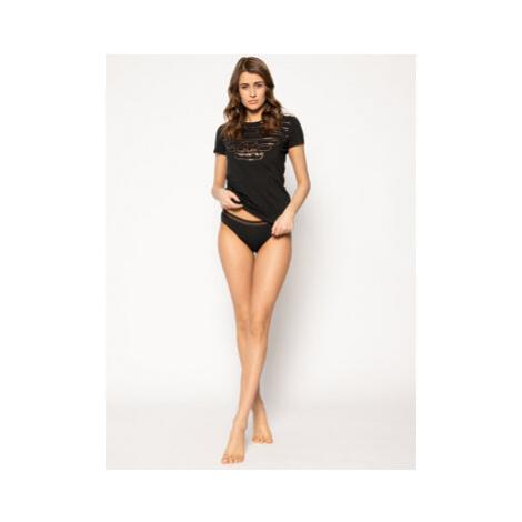 Emporio Armani Underwear Pyžamo 163817 9A232 00020 Čierna