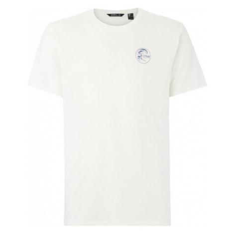 O'Neill LM ORIGINALS LOGO T-SHIRT biela - Pánske tričko