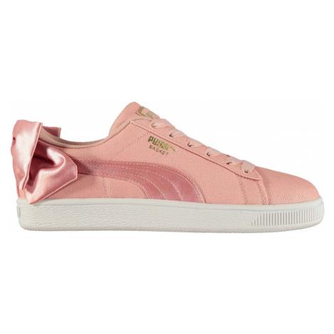 Ružové dámske vychádzkové tenisky