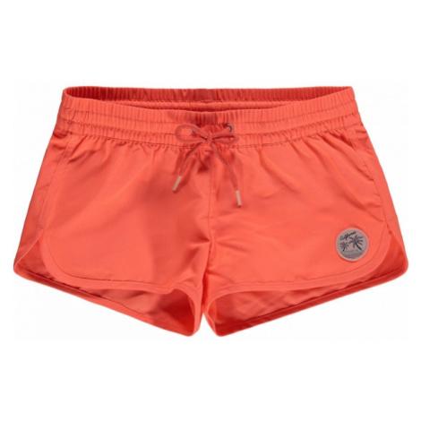 O'Neill PG CHICA BOARDSHORTS červená - Dievčenské šortky