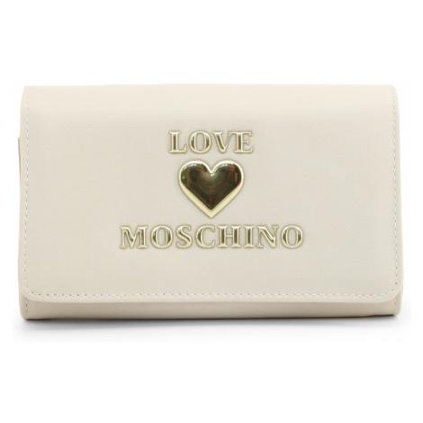 Dámske peňaženky, dokladovky a vizitkáre Moschino