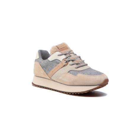 Gant Sneakersy Bevinda 21533829 Béžová