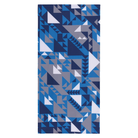 multifunctional scarf Procool blue triangle Husky