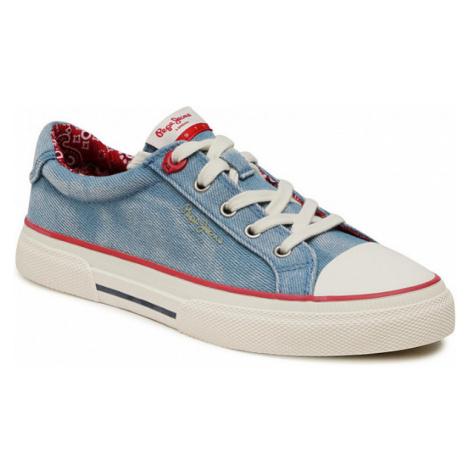 Dámske klasické topánky Pepe Jeans