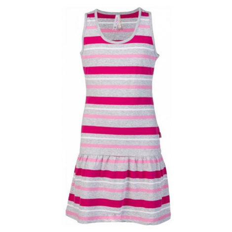 Lewro RONDA biela - Dievčenské šaty