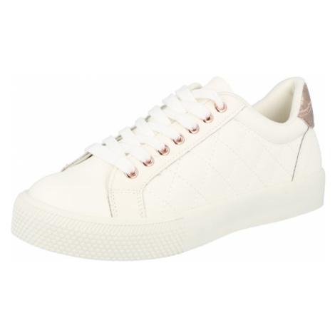 NEW LOOK Nízke tenisky 'MILTINI'  biela / ružové zlato