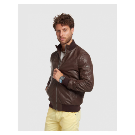 Bunda La Martina Man Jacket Soft Leather