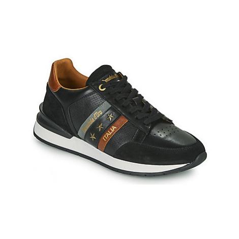 Pantofola d'Oro ASCOLI RUNNER UOMO LOW Čierna