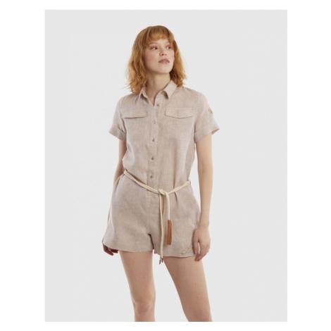 Šaty La Martina Woman Linen Suit S/S