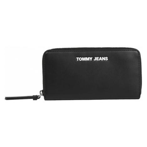 Tommy Jeans Peňaženka  čierna Tommy Hilfiger