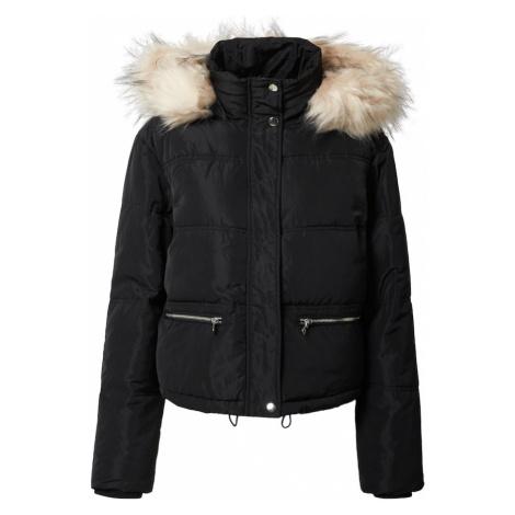 Miss Selfridge Prechodná bunda  čierna
