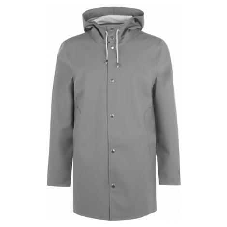 Stutterheim Stockholm Rain Jacket Grey