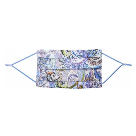 CODELLO Látkové rúško 'COVER UP PAISLEY'  zmiešané farby / modrá