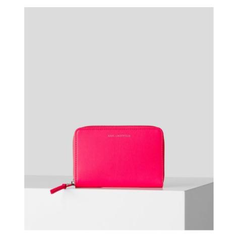 Peňaženka Karl Lagerfeld K/Journey Neon Md Zip Wallet