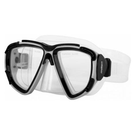 Miton CETO sivá - Potápačská maska