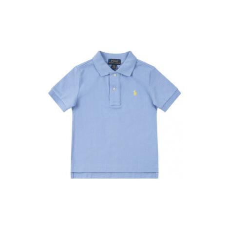 Polo Ralph Lauren Polokošeľa Spring I 323708857 Modrá Slim Fit