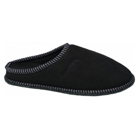 Casa mia - Čierne papuče Casa mia