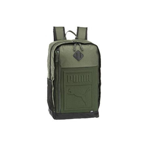 Zelený batoh Puma S BP