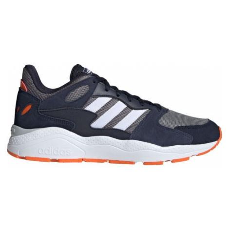 adidas CRAZYCHAOS tmavo modrá - Pánska voľnočasová obuv