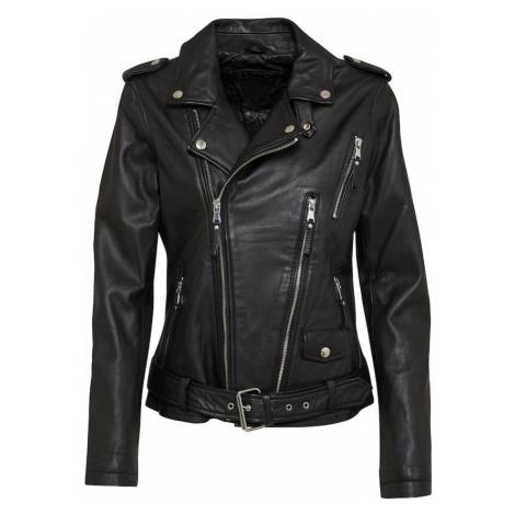 BE EDGY Prechodná bunda 'BEjalda'  čierna