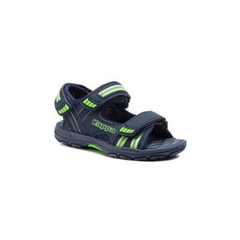 Kappa Sandále Symi K 260685K Tmavomodrá
